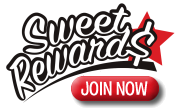 Sweet Rewards Signup Button