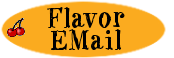 Flavor E-Mail signup button